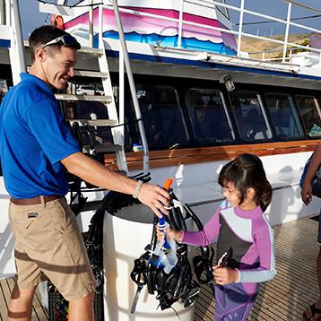 Hawaii Snorkel Gear Kids Adventure Tour