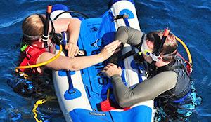 Snuba Raft