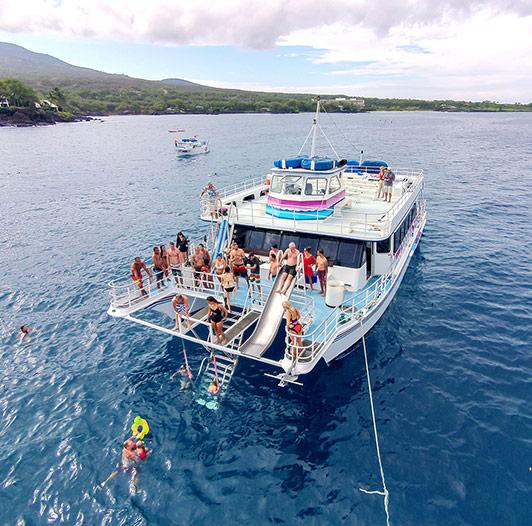 Maxi Power Catamaran - Pride of Maui