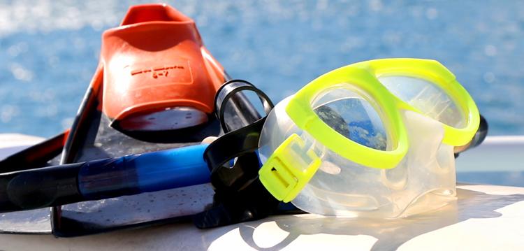 Best Maui Hawaii Snorkel Gear Equipment