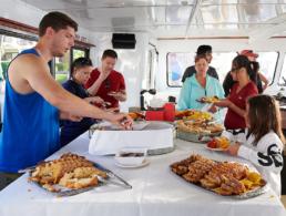 Best Maui Buffet Style Lunch
