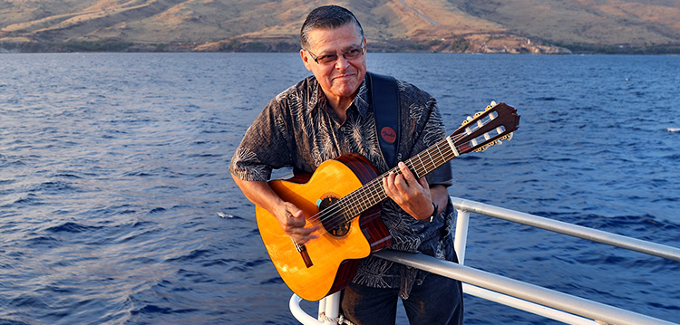 Maui Live Music Entertainment Private Charters