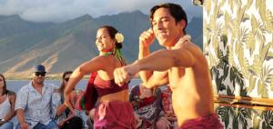 Hawaiian Polynesian Dance