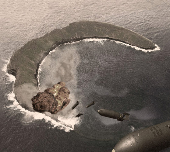 Molokini Crater Maui World History