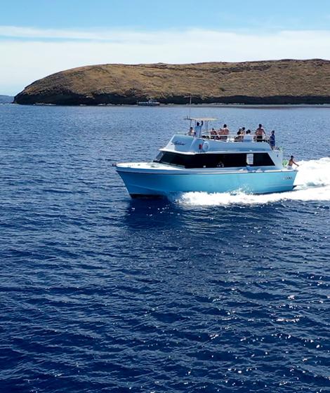 Leilani boat